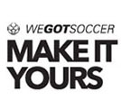 WeGotSoccer Make It Yours